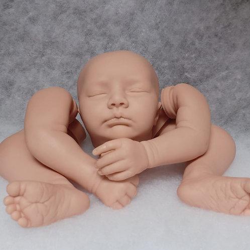 Molde LCD Silicone Bebê Miranda