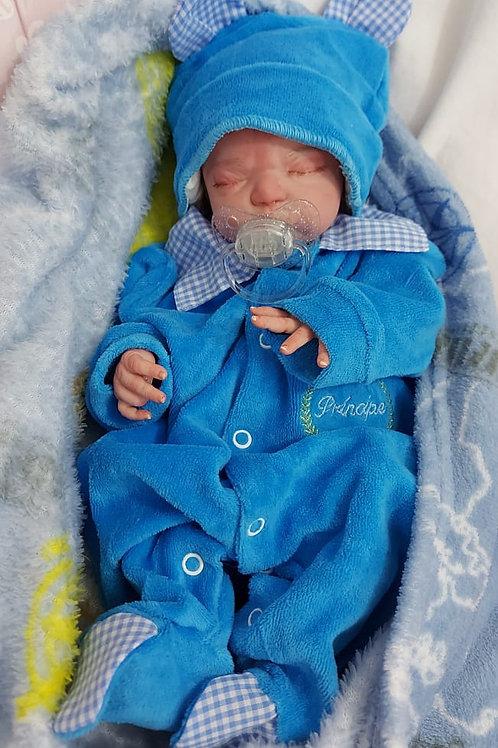 Bebê reborn molde Max Boy