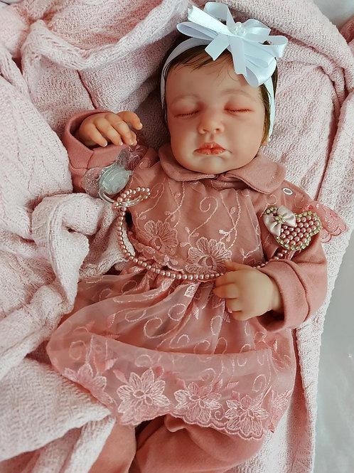 Bebê reborn kit Lou Lou