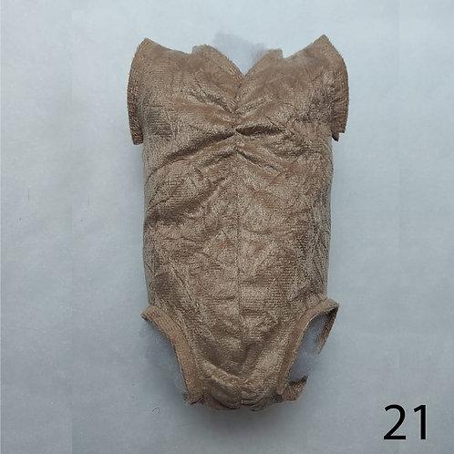 Corpo de Tecido 21 Polegadas