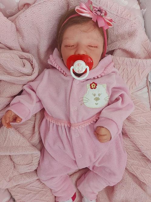 Bebê reborn kit Miranda