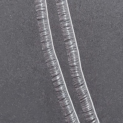 Tira Cílios Brancos 20cm