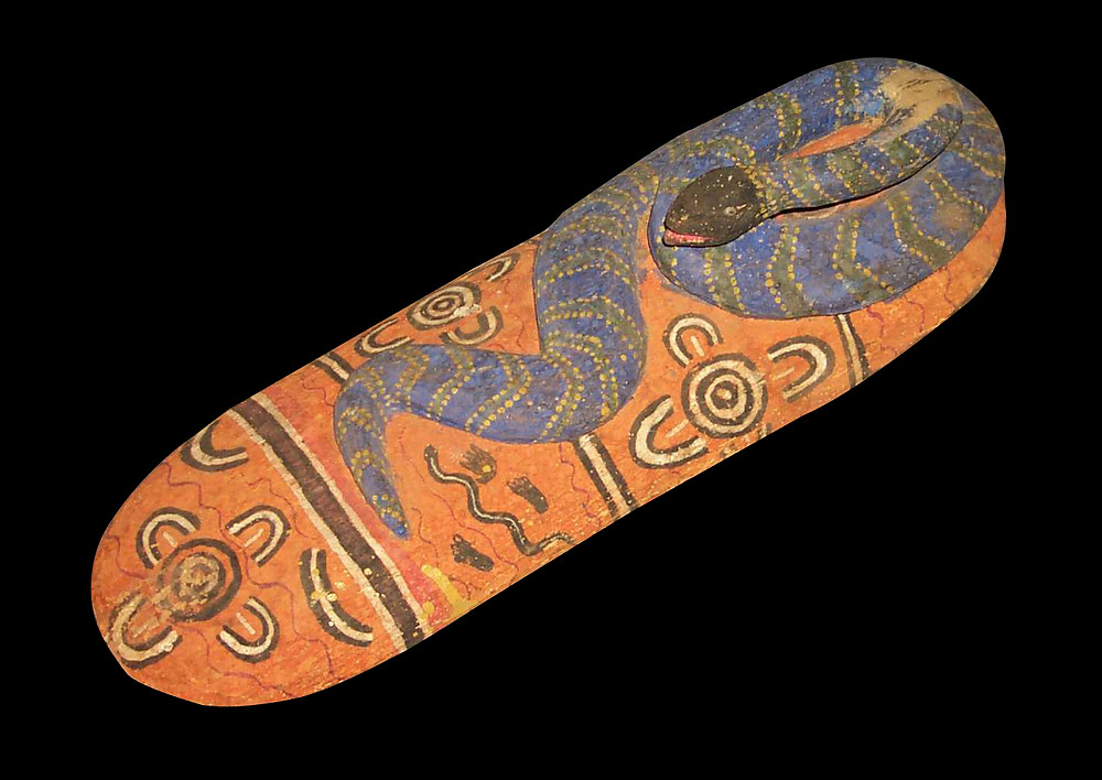 Artist unknown, possibly Clifford Possum TJAPALTJARRI