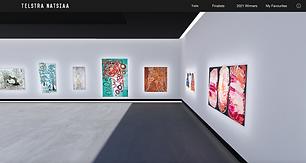 2021 Telstra NATSIAA Virtual Exhibition