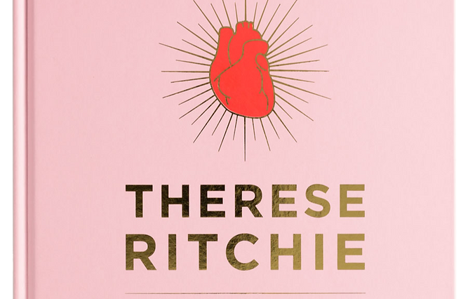 Therese Ritchie: burning hearts