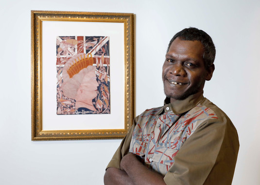 TELSTRA EMERGING ARTIST AWARD Titus NGAN