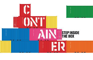 Container: the box that changed the world docks in Darwin