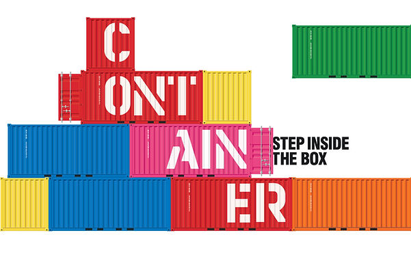 Container: the box that changed the world