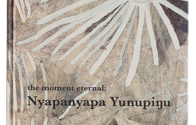 the moment eternal: Nyapanyapa Yunupiŋu