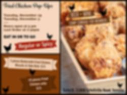 Fried chicken Pop-Ups