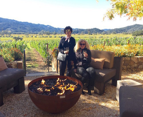 Girls Flight Out Road Trip: From Napa To Sonoma | Rebecca Field Jager
