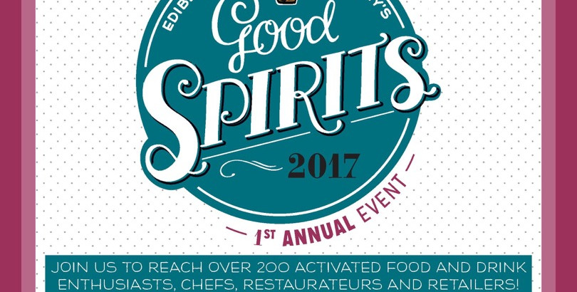 Come Join Us: Sonoma Good Spirits 2017