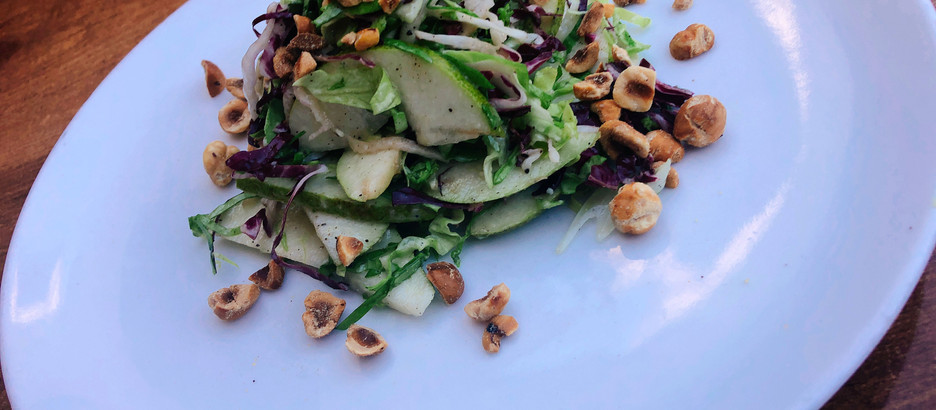 Plats du Jour | the girl & the fig | sep 20 - sep 27
