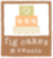 fig cakes and sweets logo