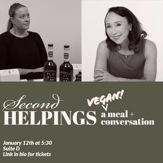 Vegan Second Helpings