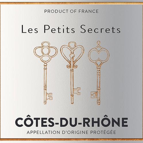 Les Petits Secrets, Côtes du Rhône