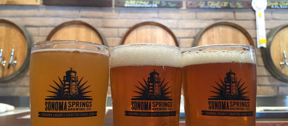 Cruising Sonoma: Beer Tasting