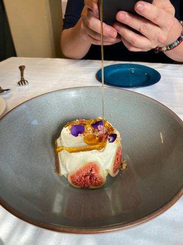 Mexico City dessert