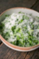 salad with parmesan cheese in bowl
