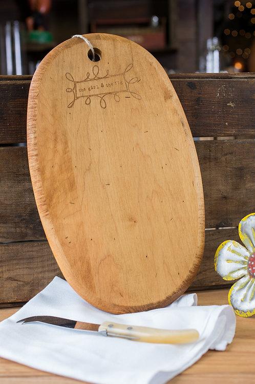 artisan logo boards