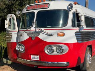 Outstanding in the Field Bus