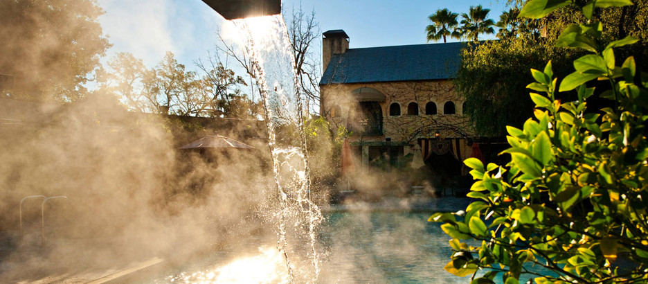 6 Soothing Spas in Sonoma
