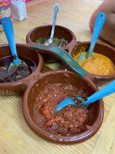 Mexico City salsa