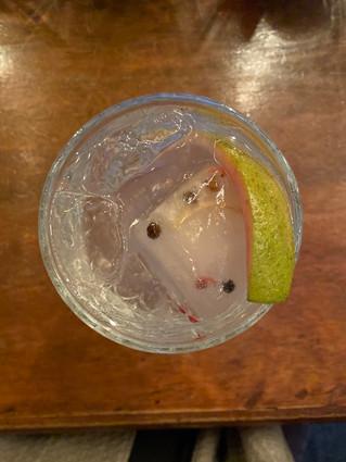 Mexico City drinks