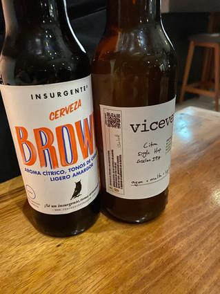 Mexico City beer