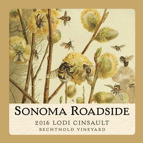 Sonoma Roadside 2016 Cinsault