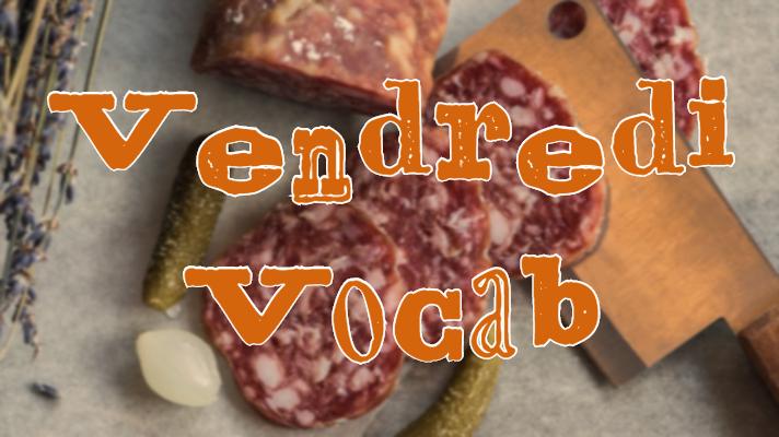 Vendredi Vocab: Crème Brûlée