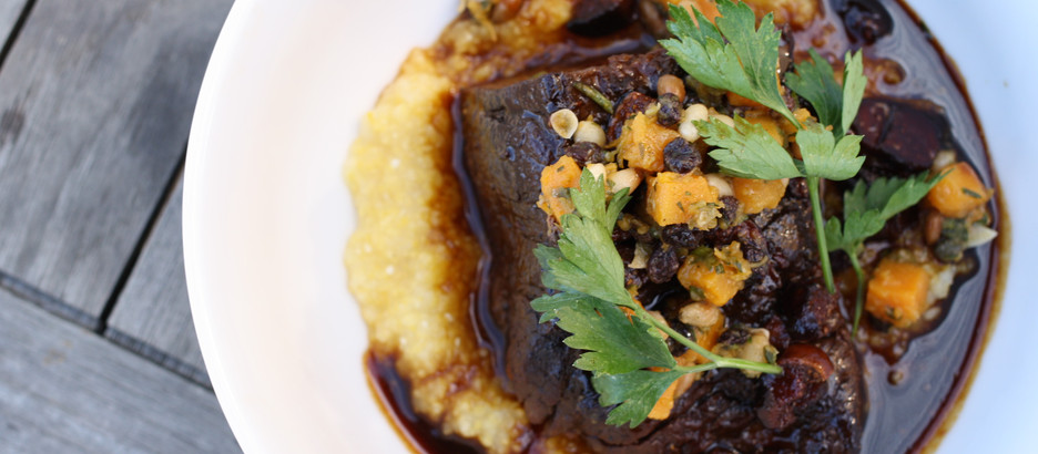 from the kitchen: Fig-Braised Beef Short Ribs