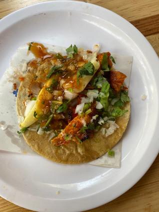 Mexico City tortilla