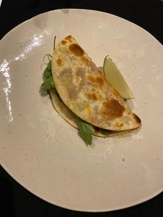 Mexico City taco