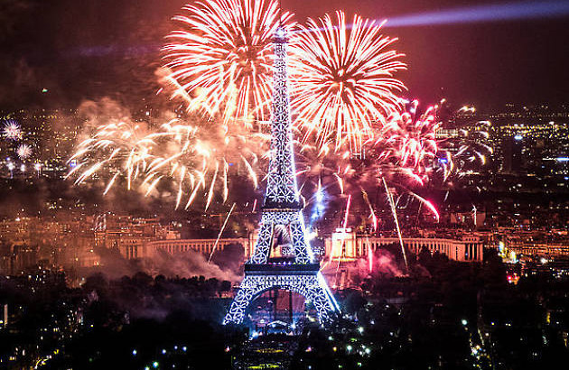 Vive La France! Bastille Day Around the World