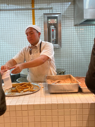 Mexico City Chef