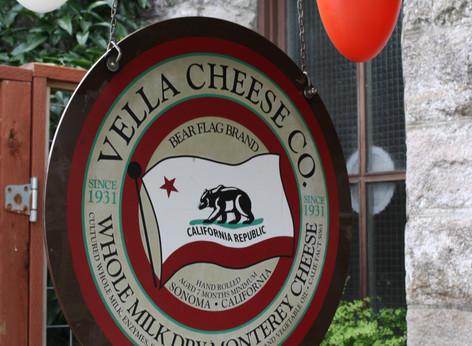 Neighbor Spotlight: Vella Cheese Company