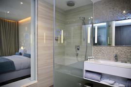 salle de bain chambre