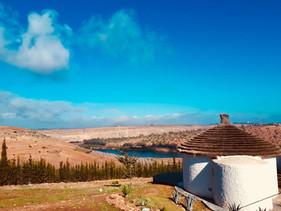 une vue lac