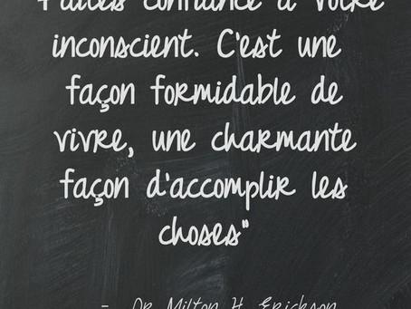 Milton Erickson,                                        un thérapeute hors du commun