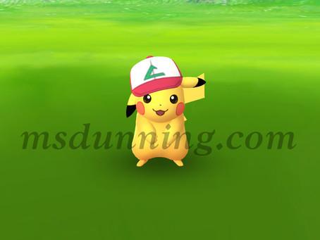 Day 8 (Nov 8) : Pokemon Go