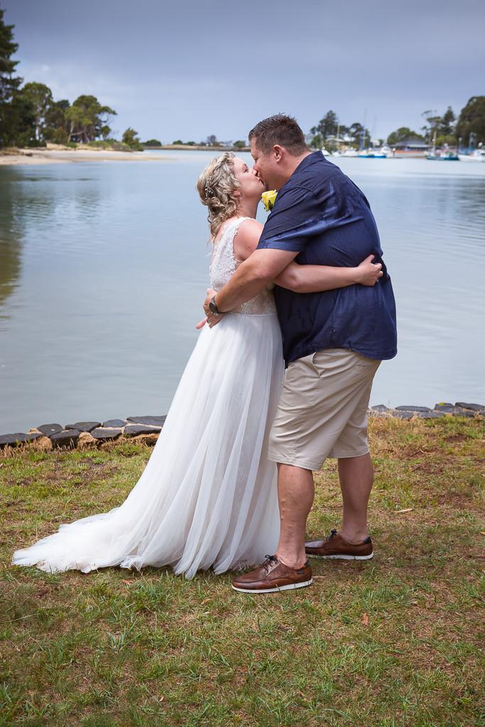 Wedding, Tasmania, Photographer, Ally Ward Photography, Sandridge Estate, Boat Harbour Beach