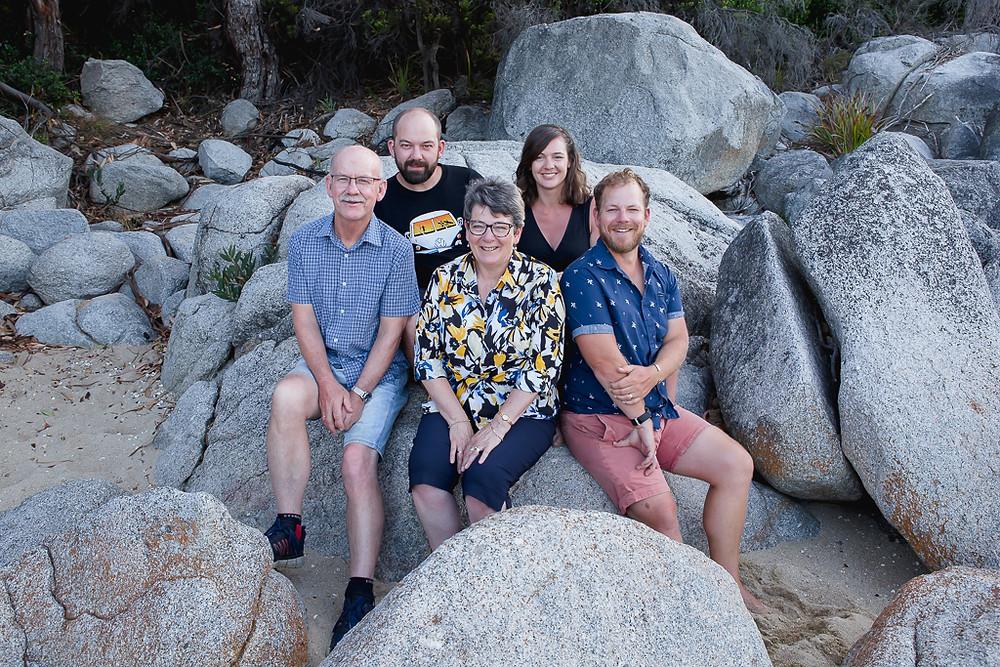 Binalong Bay, Bay of Fires, East Coast Tasmania Photographer, Tasmania Photographer, Photographer, Ally Ward Photography, East Coast Tasmania Photographer, Family Portrait