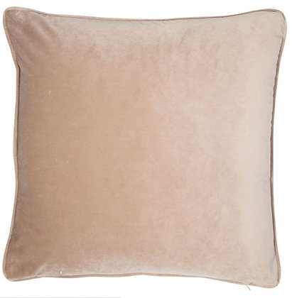 Taupe Luxe Cushion