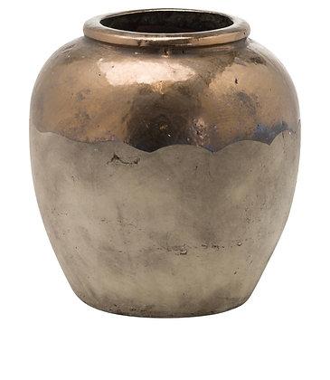 Large Antique Bronze Vase