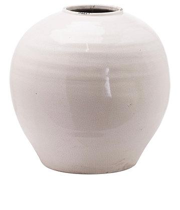 Large Glazed Vase