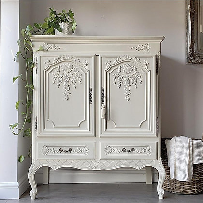 French Cocktail / Linen Cabinet