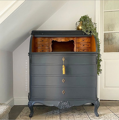 Antique French Style Bureau
