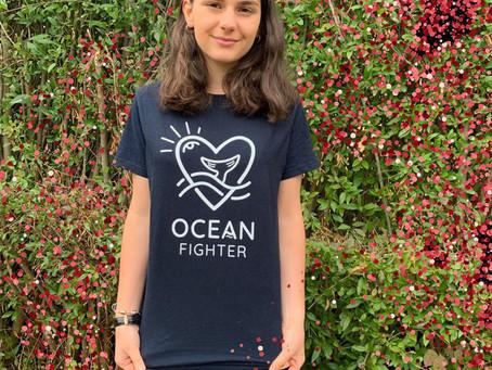 A beautiful Oceanfighter and Oceanforcegirl