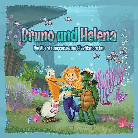 Cover Bruno und Helena Die Abenteuerreis